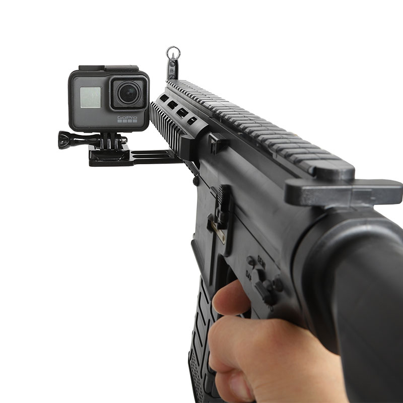 Other Camera Accessories Gun Rail Mount for GoPro HERO 3 3 4 ...