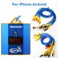 Механик iBoot коробка источник питания кабель Ремонт boot line материнская плата ремонт для iPhone Android мобильный телефон блок питания тестовая лини...