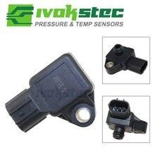Sensor de presión de aire Turbo colector de 4 BAR (4 BAR), conjunto de mapa para HONDA ACURA CIVIC ACCORD modificado, 37830 PGK A01