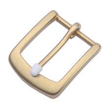 Top Quanlity Vintage Sample Solid Brass Belt Buckles For Men Cowboy Buckle Accessories Fit 40mm