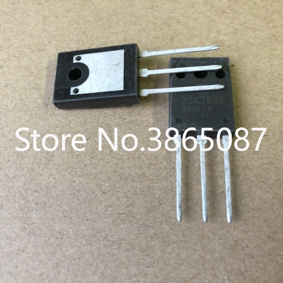 2SK3680 K3680 2SK3681 K3681 TO-247 Мощный полевой транзистор МОП полевой транзистор 20 шт./лот оригинальный новый