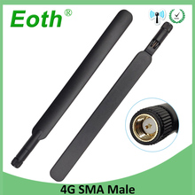 Connector-Plug Router Antenne Huawei External-Repeater Sma Male 5dbi Wireless-Modem 4G LTE
