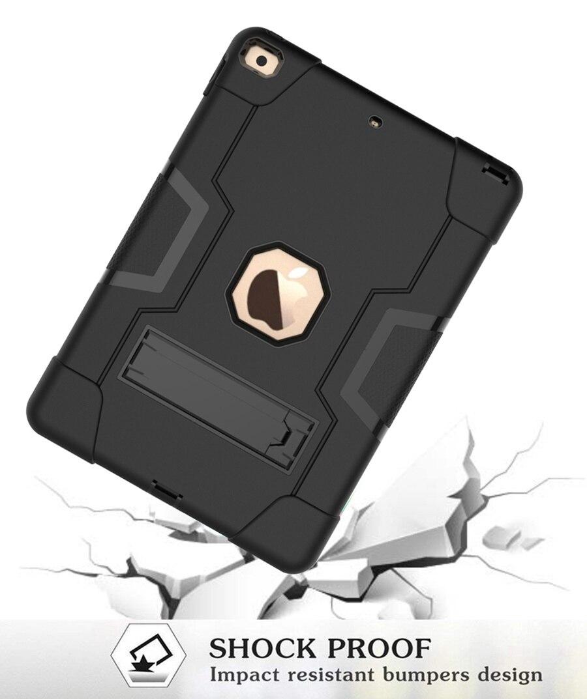 Generation Apple 7-7th/Generation/A2200/.. Case Safe Film--Pen for Shockproof iPad Film--Pen