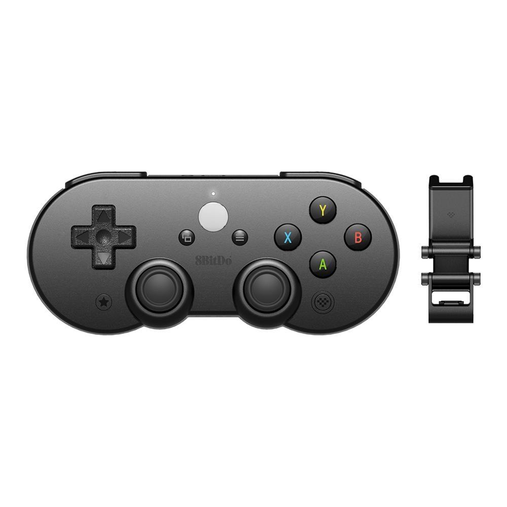 8BitDo SN30 Pro Bluetooth Joystick Gamepad für Nintend Schalter Drahtlose Fern Game Controller mit Halter Bluetooth Gamepad