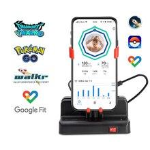 Шейкер с шагомером для телефона Lefon, шагомер с шагомером для Pokemon Go Auto Motion для Walkr Google Fit