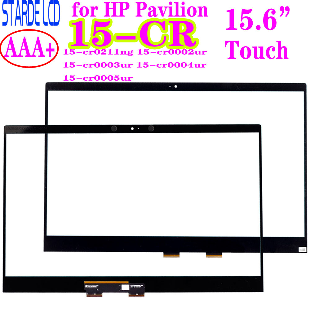 Screen Replacement For HP Pavilion 15-CR 15-cr0211ng 15-cr0002ur 15-cr0003ur 15-cr0004ur 15-cr0005ur Touch Screen Digitizer