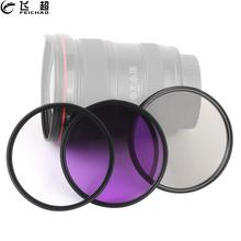 49mm 52mm 55mm 58mm 67mm 72mm 77mm Camera Lens Star Filter Protector for Canon for Nikon