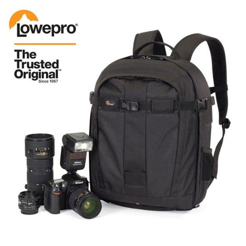 Оптовая продажа Gopro Lowepro Pro Runner 300AW цифровая зеркальная камера фото сумка рюкзаки с любой погодой водонепроницаемый|Рюкзаки|   | АлиЭкспресс