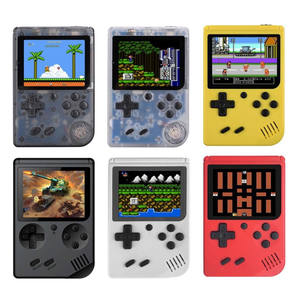 Retro Jogo Consola de Jogos FC 168 em 1 VS BittBoy Pocketgo Consola de Jogos Retro Mini Handheld Jogadores 8 Bit clássico Gamepad
