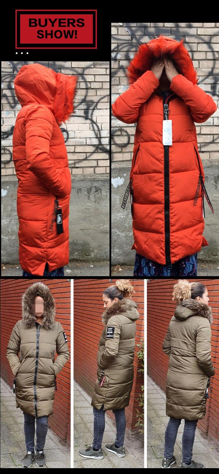 买家秀-棉服-C88023L