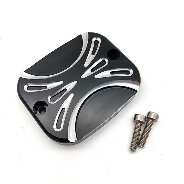 Главный тормозной цилиндр сцепления мотоцикла с ЧПУ для harley