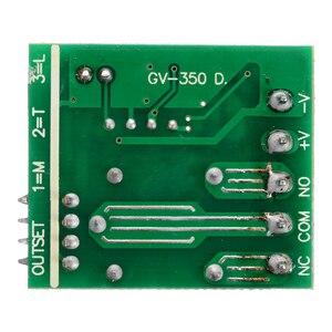 Image 5 - DC12V 10A DIY Không Dây Rơ Le Điều Khiển Từ Xa Switchs Mô Đun 1 Kênh Thu Sóng Không Dây Tiếp RF 433MHz Điều Khiển Từ Xa