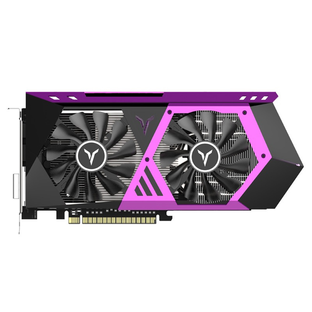 Yeston Radeon RX580 8GB Gaming Desktop Computer Pc Video Graphics Cards Rx 580 Gpu 8gb Gddr5 256bit Rx 580 Pk <font><b>Gtx</b></font> <font><b>960</b></font> Rx 570 image
