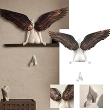 Home-Decoration-Accessories Sculpture Angel-Art Bedroom Living-Room Sister Had