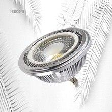 Светодиодный прожектор новые точечные светильники Par20 5 шт./лот E27 база Ar111, с 12 Вт Мощность лампы, от 900 до 1000 лм Общий поток