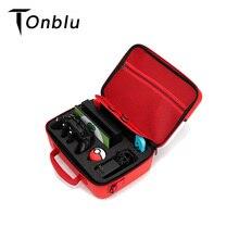 Sac de rangement Portable EVA Marios coque étui de transport pour accessoires de commutateur Nintend boîte de couverture de étui de protection résistant à leau