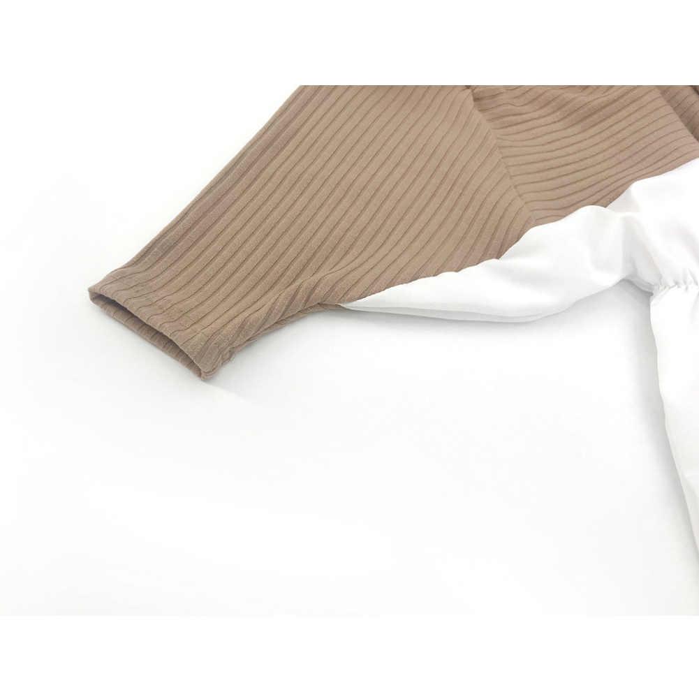 높은 품질 패션 캐주얼 여성 의류 여성 솔리드 컬러 오-넥 긴 소매 니트 스웨터 여성 소프트 풀 오버 새로운