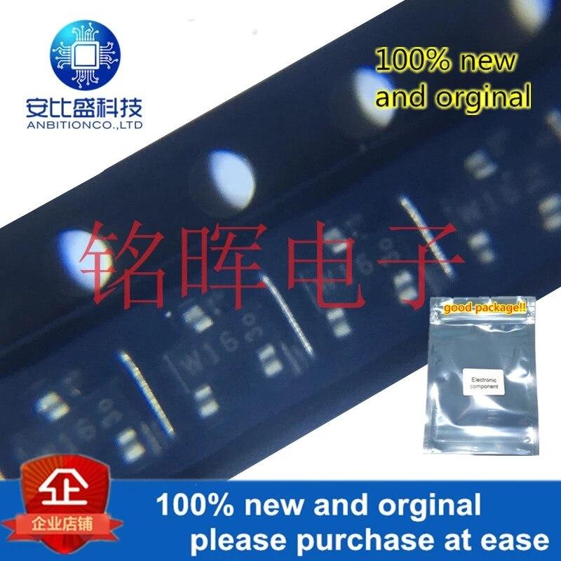 20pcs 100% New And Orgianl PDTC114ET DTC114ET Silk-screen W16 SOT23 In Stock