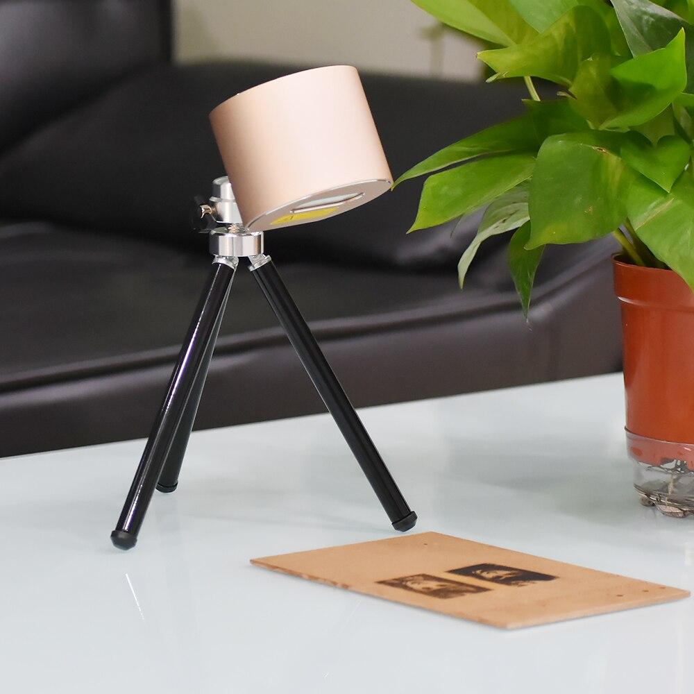 Laserpecker Mini Handheld Laser Radierer Drucker Cutter Compact Home Desktop Gravur Ätzen Maschine mit Schutzbrille