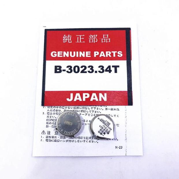 NEW Original  Watch Battery  3023-34T  3023-24h Special Optical Energy Rechargeable Battery TS920E
