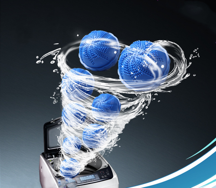 Yooap nano magic laundry ball decontamination environmental protection anti-winding new products