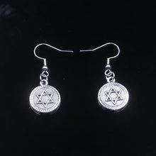 Boucles d'oreilles étoile de David Shield pour femmes, 20 paires, Design Simple, boucles d'oreilles pendantes rétro, petits objets mignons, bijoux