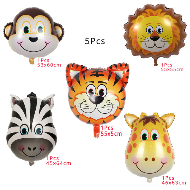 5pcs balloon 5