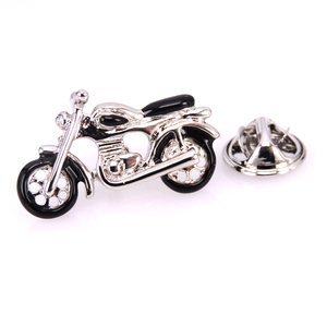 New style motorcycle Brooch high quality men's suit Brooch Lapel Badge Pin men's Wedding Shirt Lapel Brand Jewelry Pin