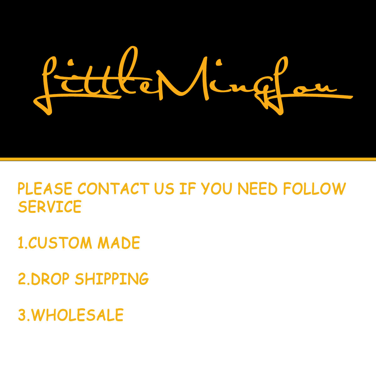 VIP bracelet LINk Don't buy without contact,otherwise won't deliver