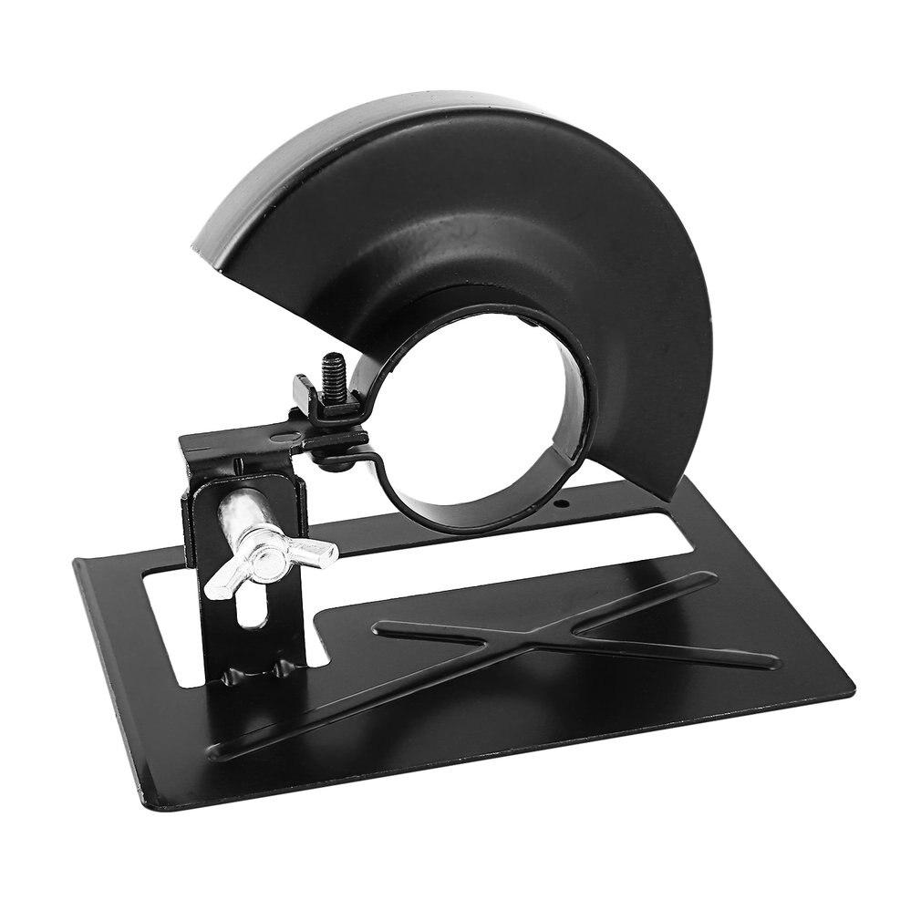 Szlifierka kątowa maszyna do cięcia wydłużona podpórka do cięcia uchwyt na piasek + osłona ochronna elektronarzędzia do obróbki drewna