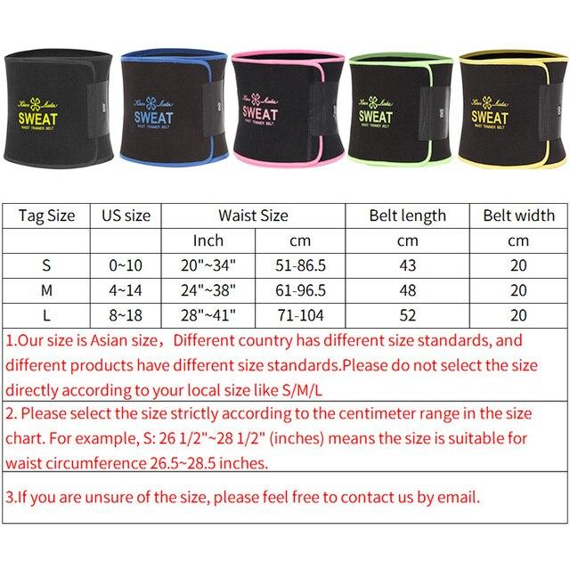 Men Waist Trainer Belly Shapers Abdominal Promote Sweat Body Shaper Slimming Belt Weight Loss Shapewear Trimmer Girdle Shapewear 5