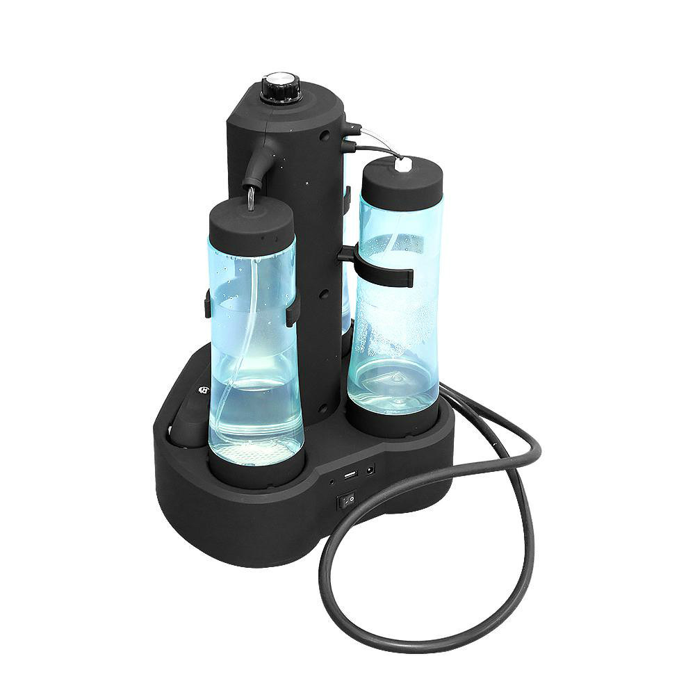 2019 New Arrival !!hot Sale  Mini Beauty Equipment Single Handle ABS Suction Head  Machine  For Spa Use