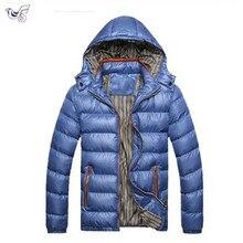 Windbreaker Hooded Male Clothes New Winter Jacket Men M~6XL 7XL  Casua