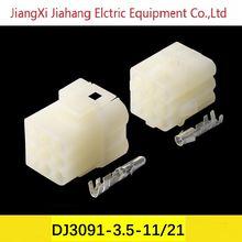 Бесплатная доставка 200 комплектов dj3091 35 11/21 9pin amp
