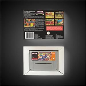 Image 2 - Sunset Riders   EUR Versione di Azione di Gioco di Carte con la Scatola Al Minuto