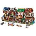 LOZ Mini Block Street City китайская традиция, специальная модель, сборные игрушки для детей