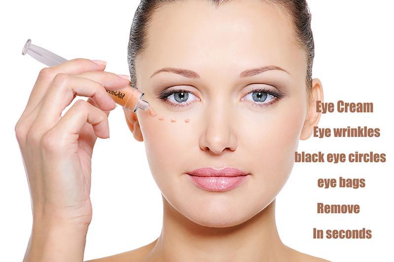 1Pc Eye Bag Wrinkles Fine Lines Remove Eye Cream Long Lasting Effect Puffiness Removal Cream For Women Men Eye Skin Care TSLM2