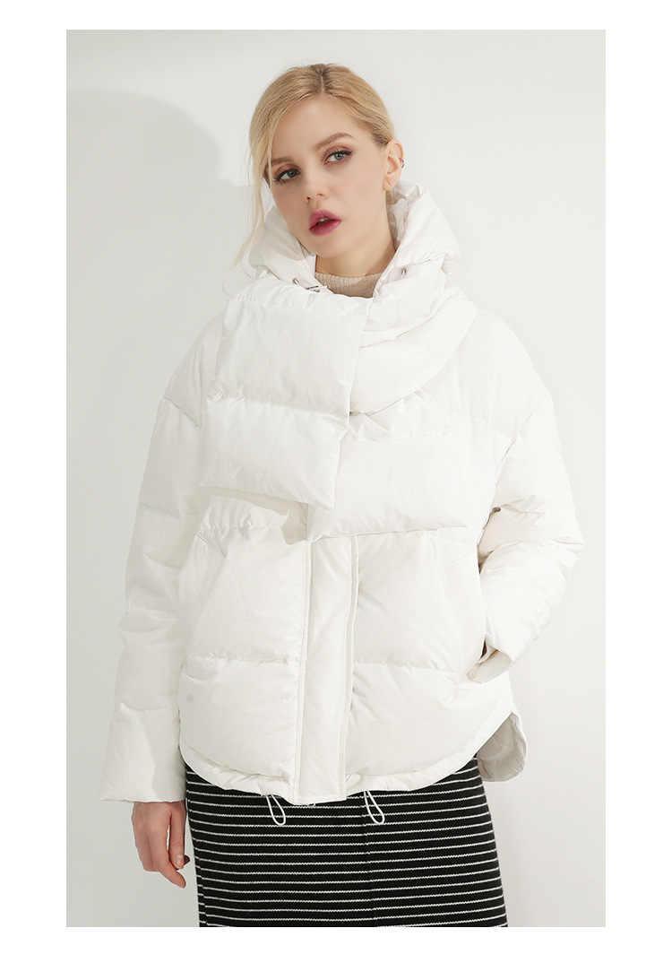 2019 nouveau hiver automne femmes à manches longues chaud vestes manteaux coupe-vent décontracté coton sweat à capuche pour femme manteaux S M 89-240