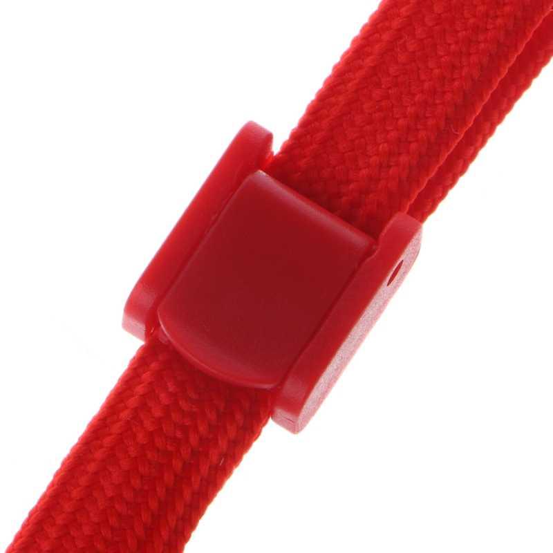 1 pièces 9cm courte sangle de poignet poignée corde de lanière pour Nintendo Wii télécommande