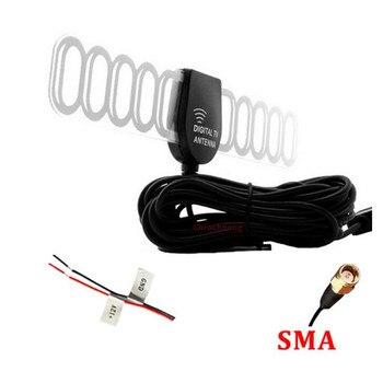 DTMB DVB-T ISDB ATSC Car Aerials Internal Glass Radio Antenna Ditigal TV For Parts Replacement Accessories