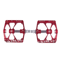 Shanmashi Bike Pedals Mtb Road Bicycle Pedals Aluminum Alloy Platform 3 Sealed Bearing Ultralight Cycling Bike Pedals|Bicycle Pedal| |  -