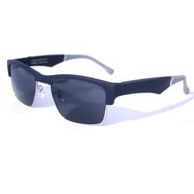 Di Fascia alta Occhiali Smart Glasses Impermeabile Senza Fili di Bluetooth Hands Free di Chiamata Musica Audio Orecchio Aperto Occhiali Da Sole