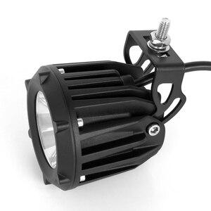 Image 3 - شريط إضاءة عمل Led مقاس 3.5 بوصة ، مصباح ضباب ، مصباح قيادة ، دراجة نارية ، 4x4 ، ATV ، SUV ، 12 فولت ، 24 فولت