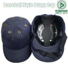 New Work Safety Bump Cap Helmet Baseball Hat Style Protective Safety Hard Hat For Work Site Wear Head Protection
