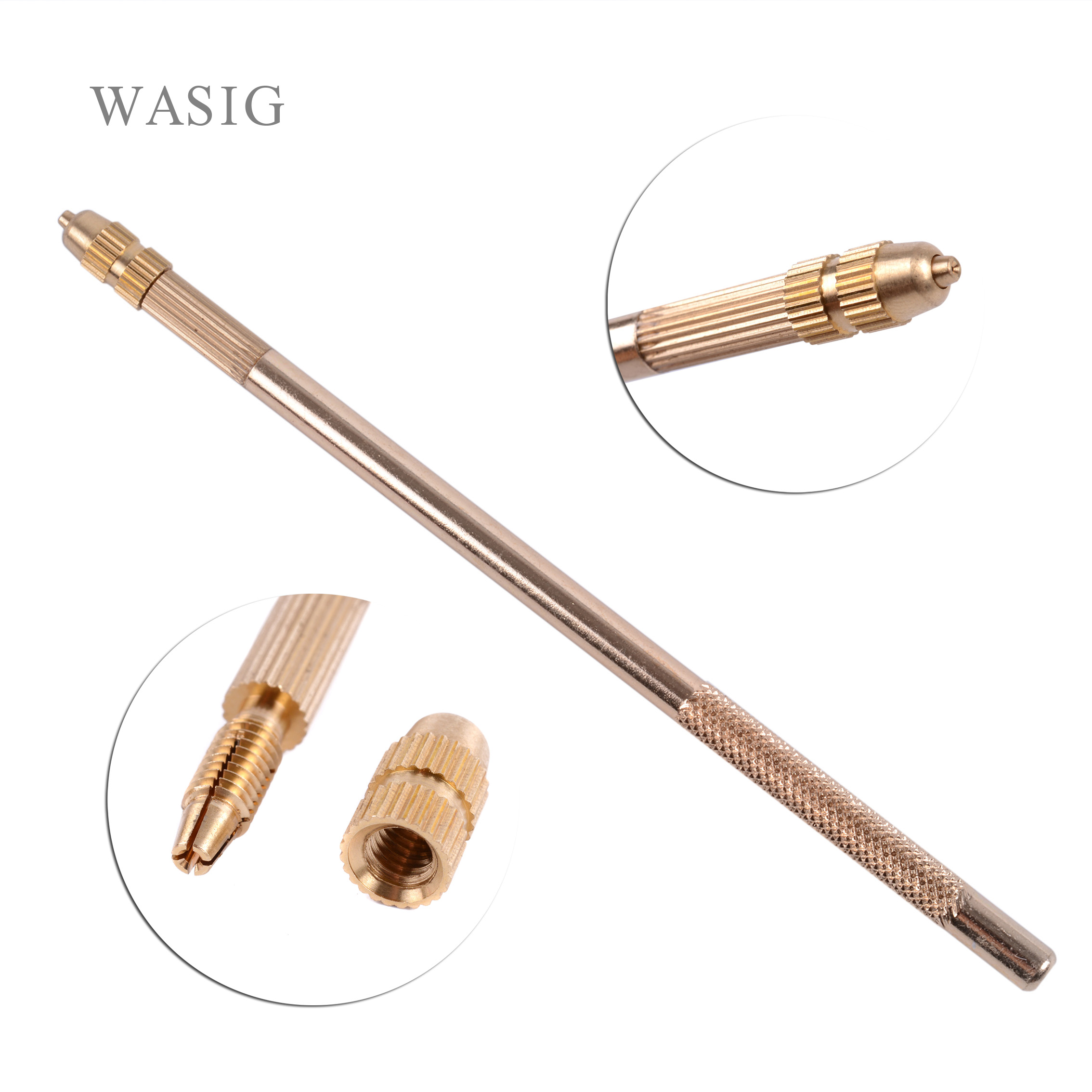 Lace Wig/Toupee Ventilating Holder Hook Needle Handle- Make Or Repair Lace Wig Yourself , Easy To Use