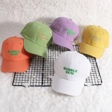 Детские шапки для мальчиков и девочек, крутая стильная детская бейсбольная кепка для мальчиков на весну и осень, хип-поп, шляпа от солнца
