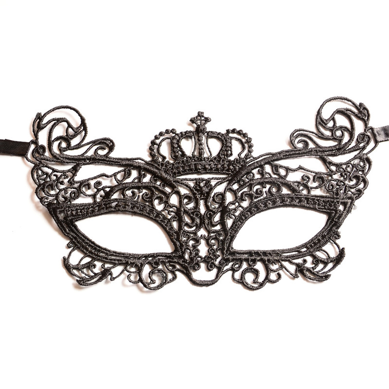 New Ladies Sexy Lace Mask Easter Party Sexy Accessories Wholesale Wedding Party Banquet Stage Performance Mask Cosplay
