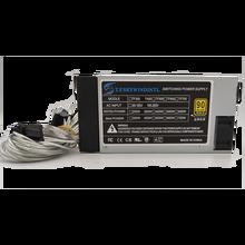 Tepe 400W Küçük 1U tam modül için güç Kaynağı nakit POS makinesi POS Makinesi NAS çoklu sürücü sessiz 1U ITX FLEX PSU