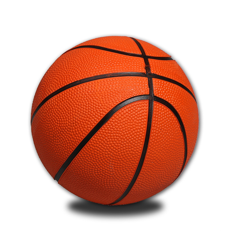 Super Sell-Children's Basketball No. 1 Rubber Basketball Kindergarten Small Basketball Game Ball Mini Basketball