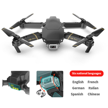 Global Drone GD89  with HD 1080P Camera Live Video X Pro Whole Set RC Helicopter FPV Quadrocopter Drones